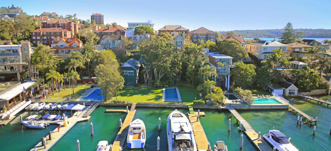 Point Piper Sydney Neighborhood Photo