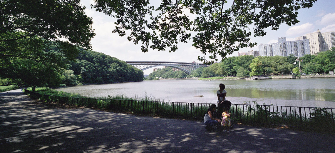 Spuyten Duyvil New York City Neighborhood Photo