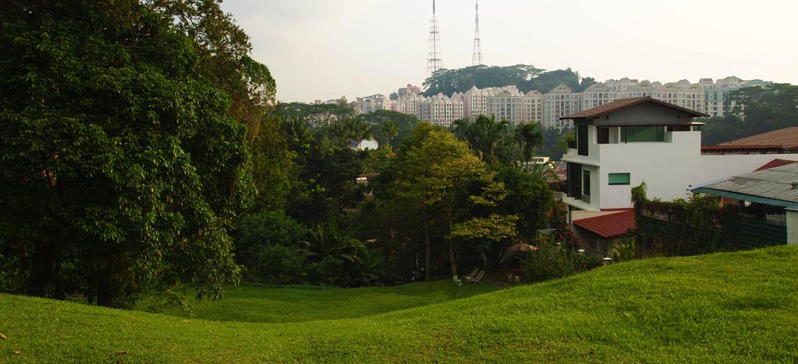 Bukit Timah Singapore Neighborhood Photo