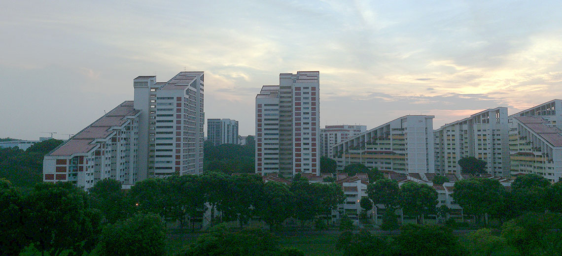 Potong Pasir Singapore Neighborhood Photo