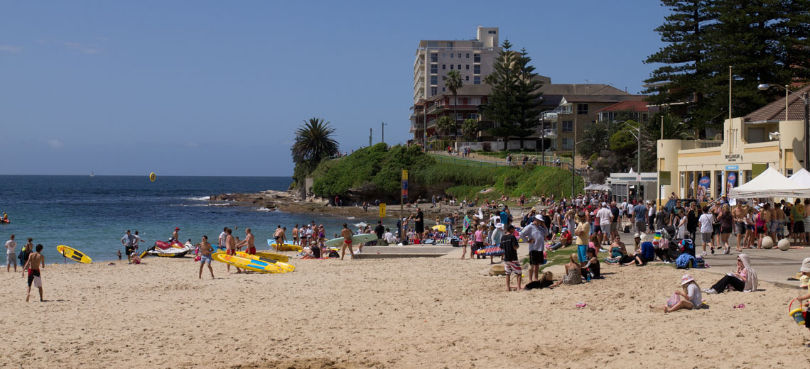 Cronulla Sydney Neighborhood Photo