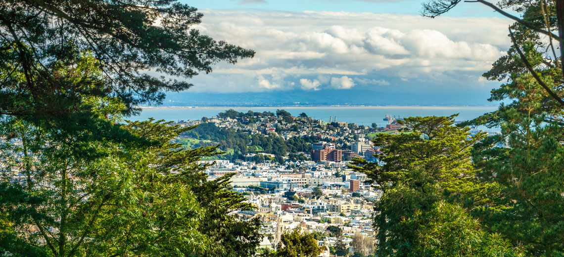 Potrero Hill San Francisco Neighborhood Image