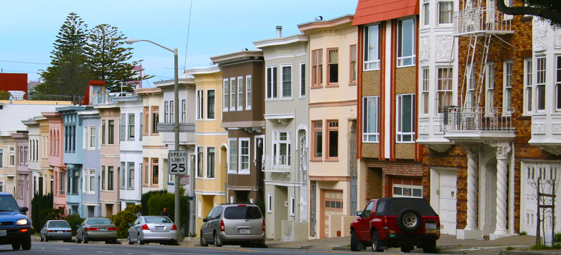 Inner Richmond San Francisco Neighborhood Image
