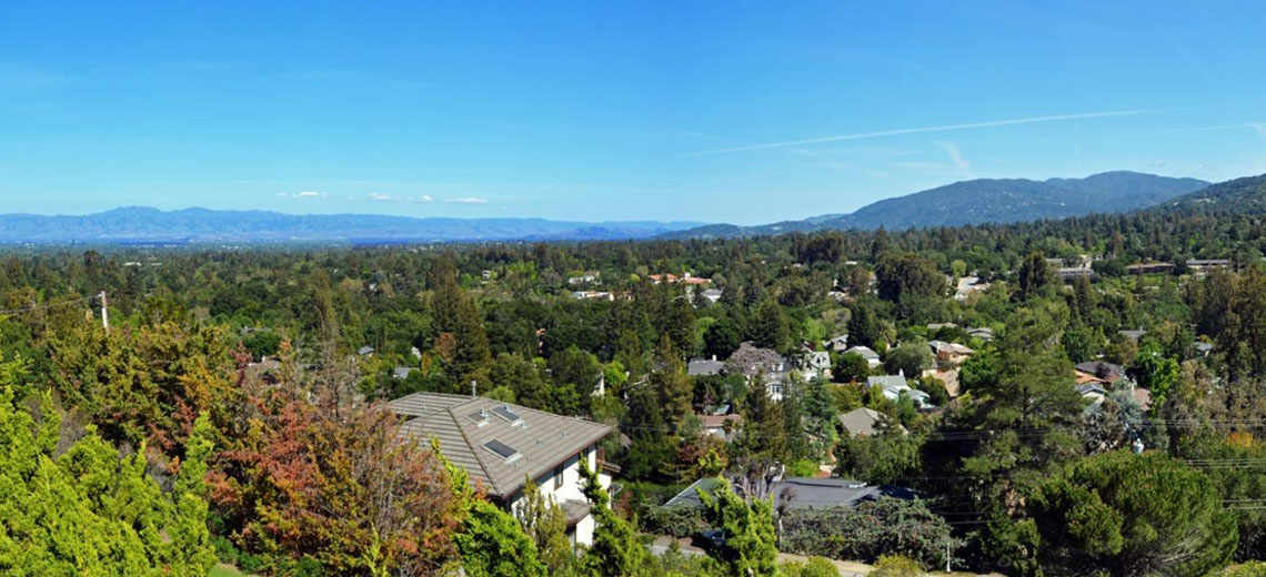 Saratoga Silicon Valley City Image
