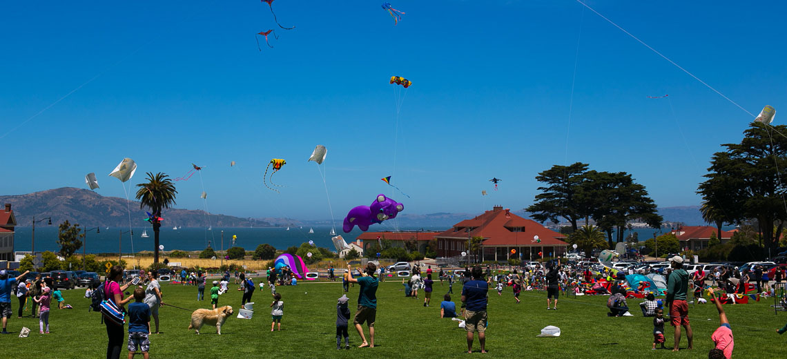 Presidio San Francisco Neighborhood Guide